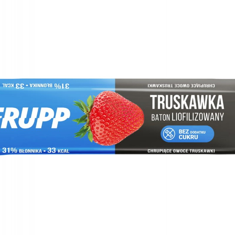 Frupp Strawberry - 37 kcal